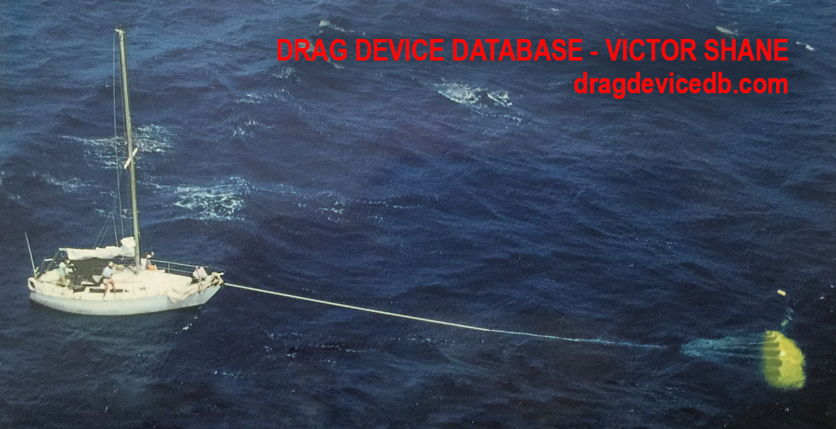 Drag Device Data Base - Victor Shane